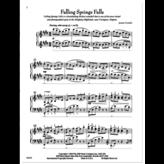 FJH Music Company Falling Springs Falls