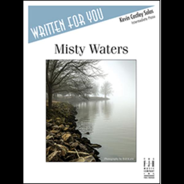 FJH Music Company Misty Waters