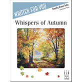 FJH Music Company Whispers of Autumn