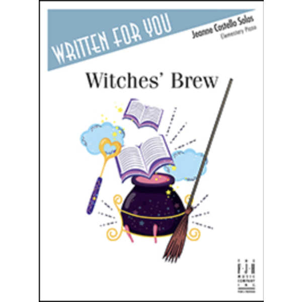FJH Music Company Witches' Brew