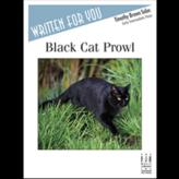 FJH Music Company Black Cat Prowl
