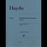 Henle Urtext Edition Haydn - Complete Piano Sonatas, Volume I (Revised)