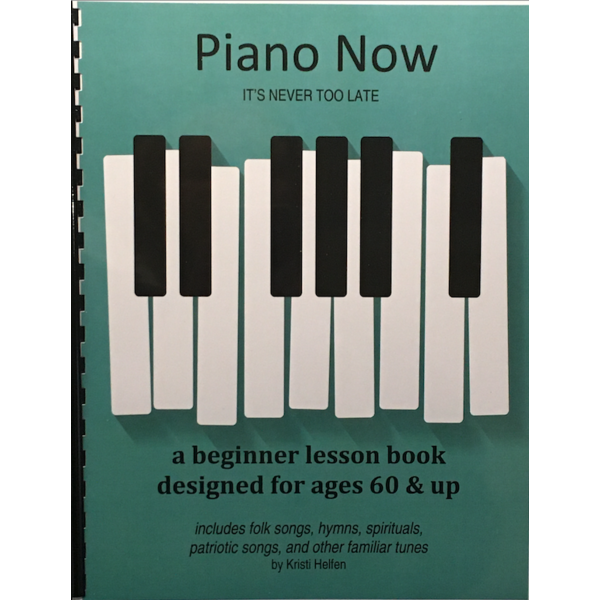 Kristi Helfen Piano Now