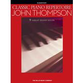 Willis Music Classic Piano Repertoire - John Thompson - Elementary