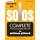 Hal Leonard Accent on Solos – Complete
