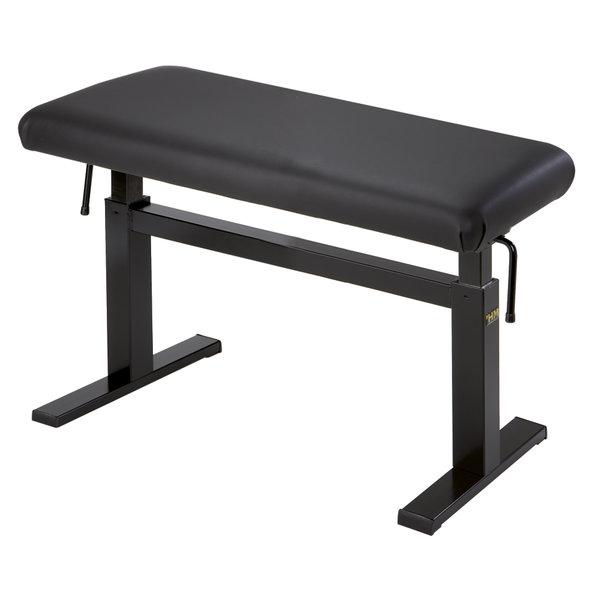 """Hidrau Model Hidrau Model  30"""" Leather Hydraulic Adjustable Artist Piano Bench"""