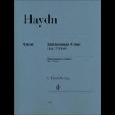 Henle Urtext Edition Piano Sonata in C Major, Hob. XVI: 48