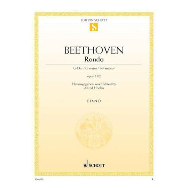 Hal Leonard Beethoven - Rondo in G Major, Op. 51, No. 2