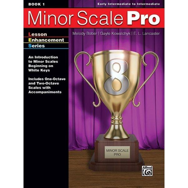Alfred Music Minor Scale Pro, Book 1