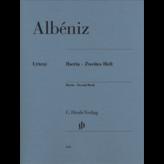 Henle Urtext Editions Albéniz - Iberia - Second Book