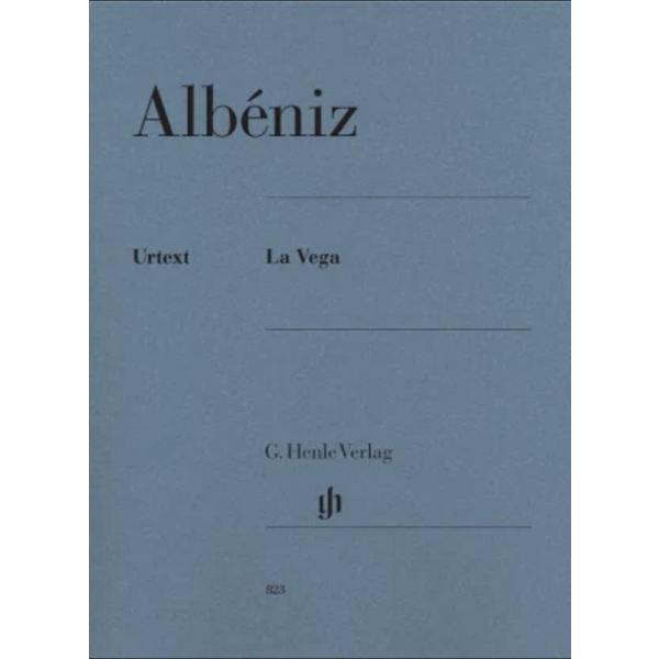 Henle Urtext Editions Albéniz - La Vega