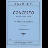 International Music Company (IMC) JS Bach - Concerto No. 7 in G Minor