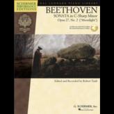 Schirmer Beethoven - Sonata in C-Sharp Minor, Opus 27, No. 2 (Moonlight)