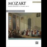 Alfred Music Mozart: Piano Sonatas, Vol. I