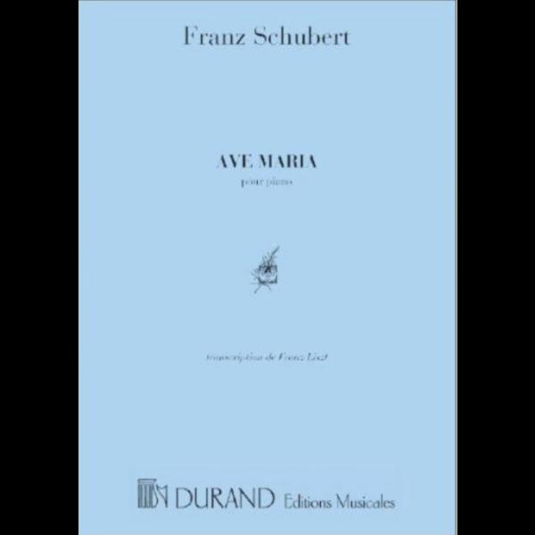 Editions Durand Schubert - Ave Maria