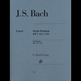 Henle Urtext Edition J.S. Bach - Six Partitas BWV 825-830 Revised