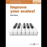 Alfred Music Improve Your Scales! Piano, Grade 3