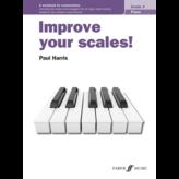 Alfred Music Improve Your Scales! Piano, Grade 4
