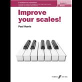 Alfred Music Improve Your Scales! Piano, Grade 5