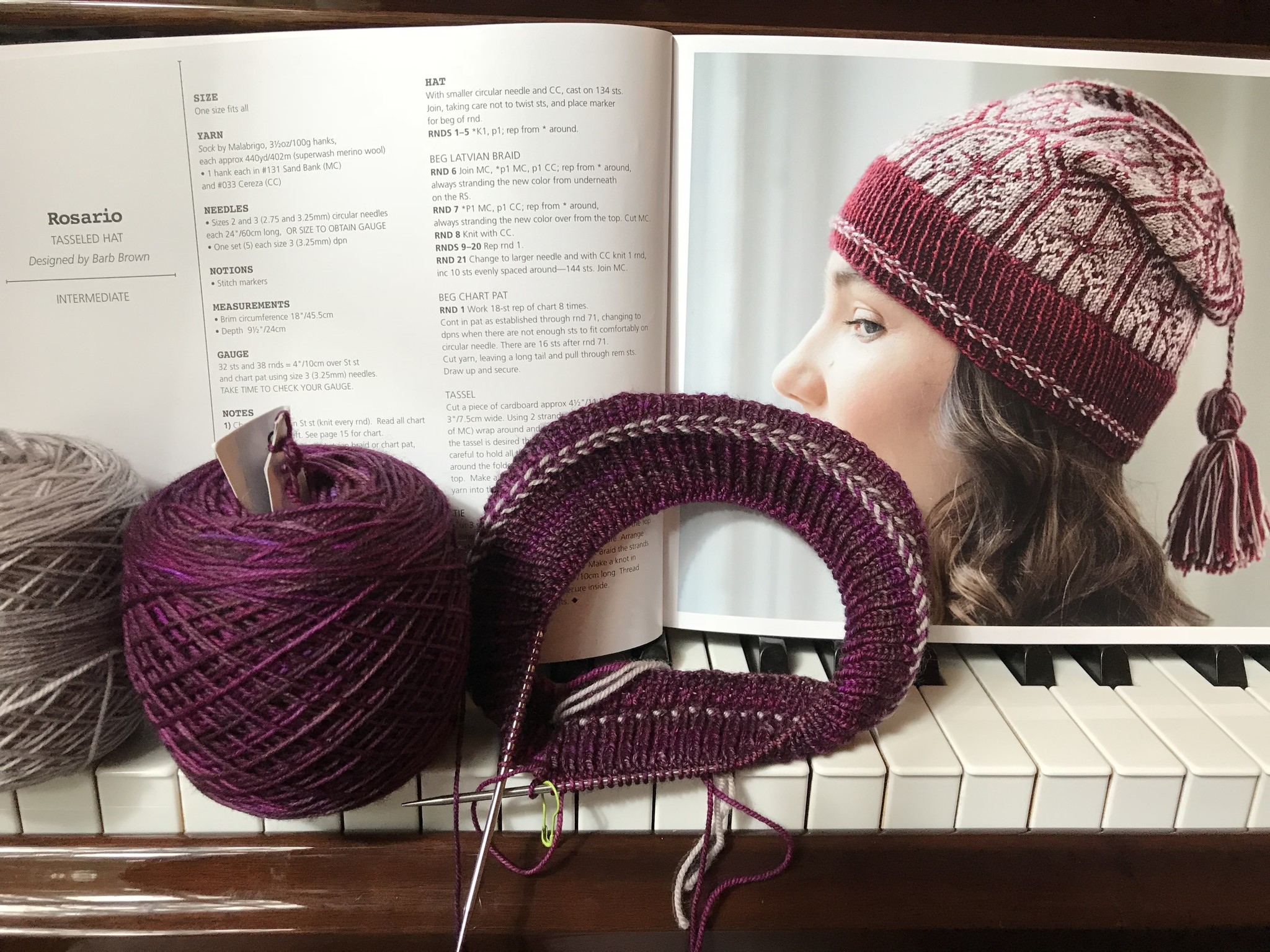 Malabrigo Hat