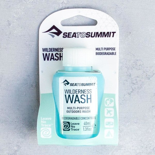 Sea to Summit Wilderness Wash 3.0 oz. / 89ml