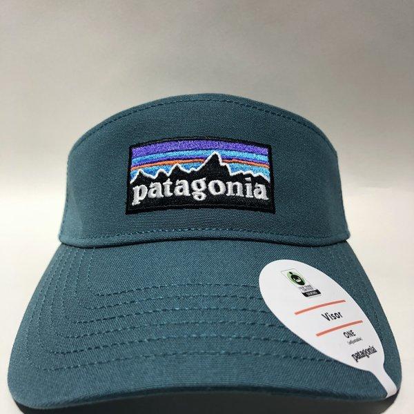 Patagonia P-6 Logo Visor