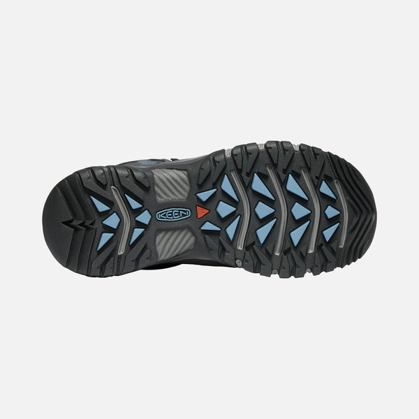 KEEN Targhee III Mid WP Women Magnet / Atlantic Blue