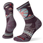 Smartwool W PhD Outdoor Light Pattern Crew