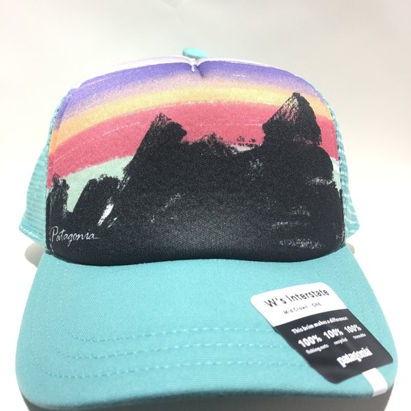 Patagonia W's Free Hand Fitz Roy Interstate Hat