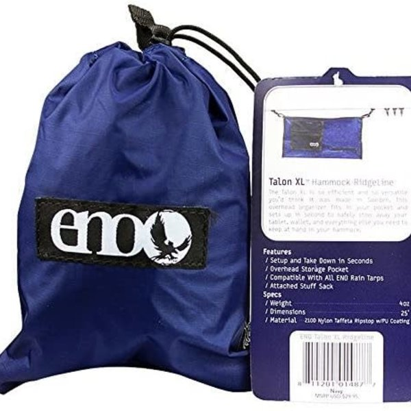 ENO (Eagles Nest Outfitters) Talon Ridgeline XL - Navy