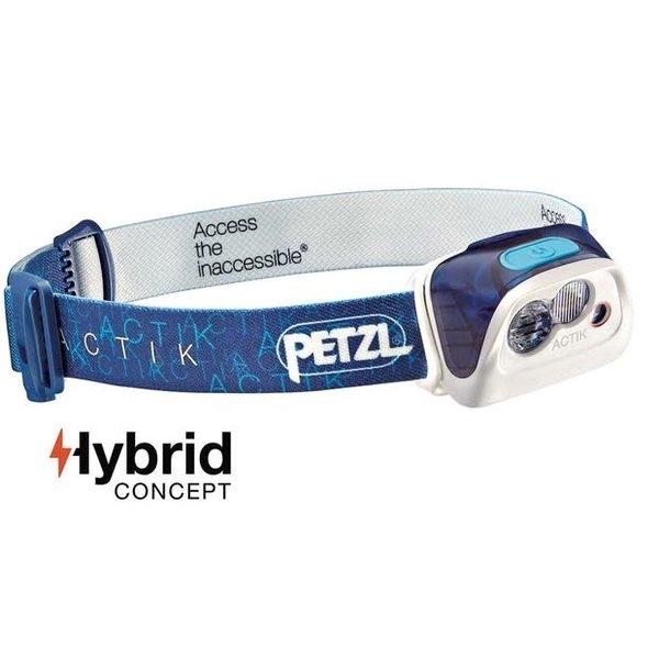 Petzl ACTIK LAMP  BLUE 350 Lumens