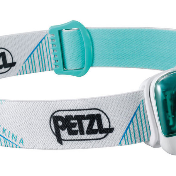 Petzl TIKKINA HEADLAMP GREEN 250L