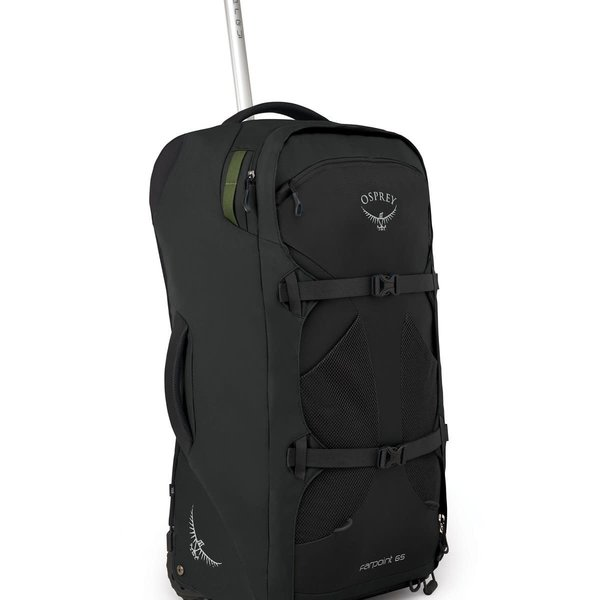 OSPREY Farpoint Whld Travel Pack 65  Black OS