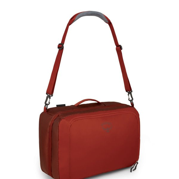 OSPREY Transporter GCO Bag Ruffian Red