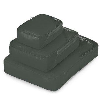 OSPREY UL Packing Cube Set Shadow Grey S/M/L