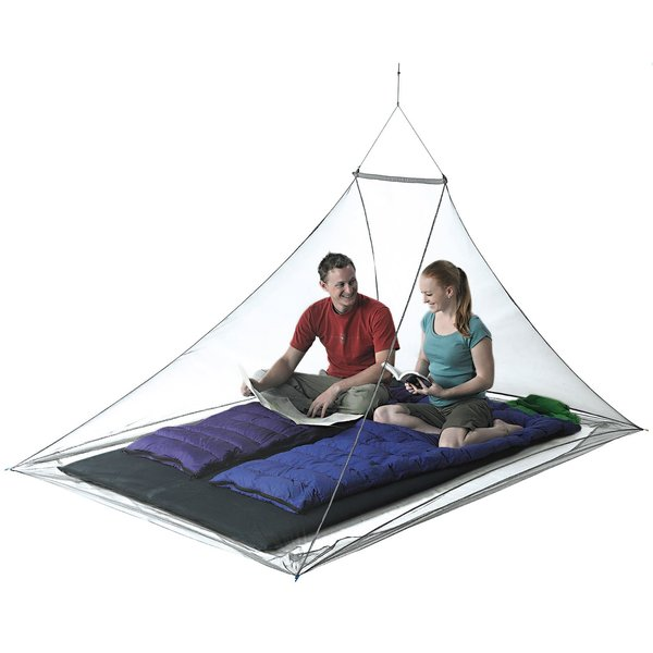 Sea to Summit Nano Pyramid Net Shelter - Double with Insect Shield