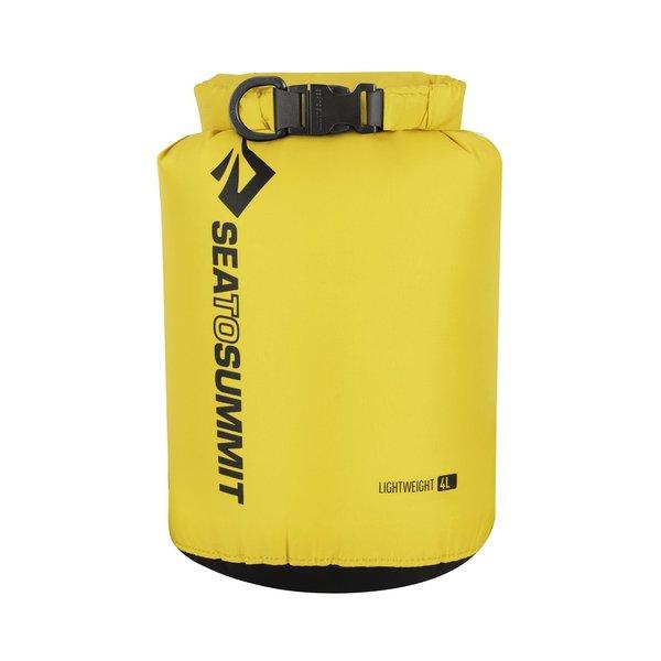 Sea to Summit Light weight Dry Sack - 4 Liter Yellow