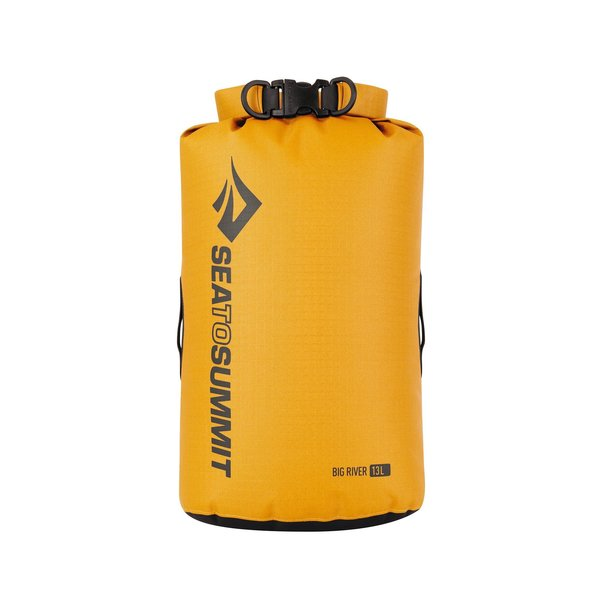 Sea to Summit Big River Dry Bag - 13 Liter (yellow)