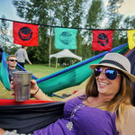 Eagles Nest Outfitters (ENO) Festy Flags (Multi-Color)