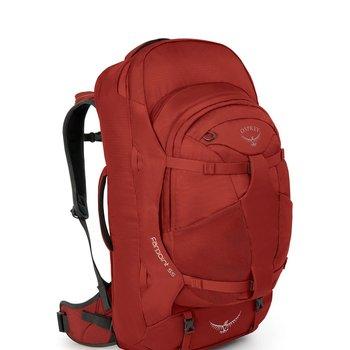 OSPREY Farpoint 55 Jasper Red M/L