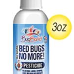 BUG BAND Bugband Bed Bugs No More 3oz