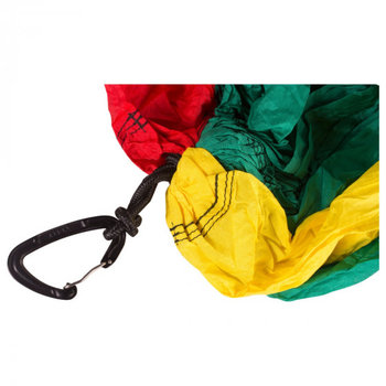 Eagles Nest Outfitters (ENO) DoubleNest Hammock (color: Rasta)