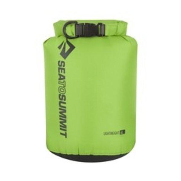 Sea to Summit Light weight Dry Sack - 4 Liter Green