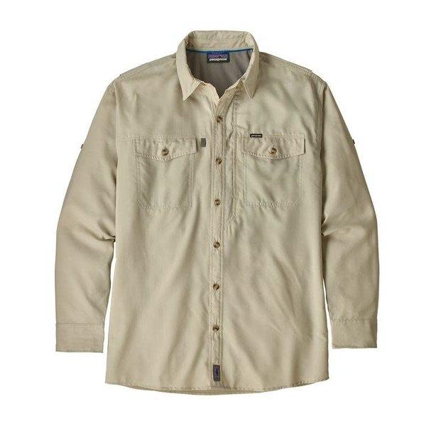 Patagonia M's L/S Sol Patrol II Shirt PLCN XL