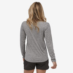 Patagonia Women's L/S Cap Cool Daily Graphic Shirt