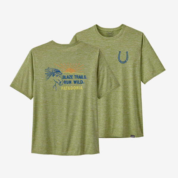 Patagonia M's Cap Cool Daily Graphic Shirt BESG