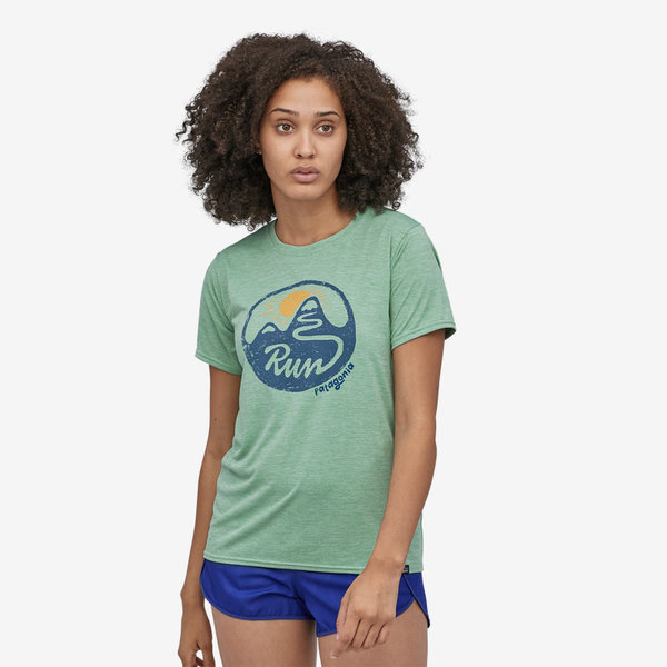 Patagonia Women's Cap Cool Daily Graphic Shirt