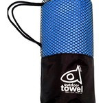 atommyco Fishi Microfiber Towel Blue