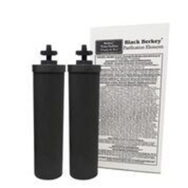 Black Berkey Elements (2) Replacement