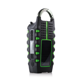 Eton SCORPION II GREEN RADIO